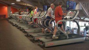 commercial fitness equipment for colleges