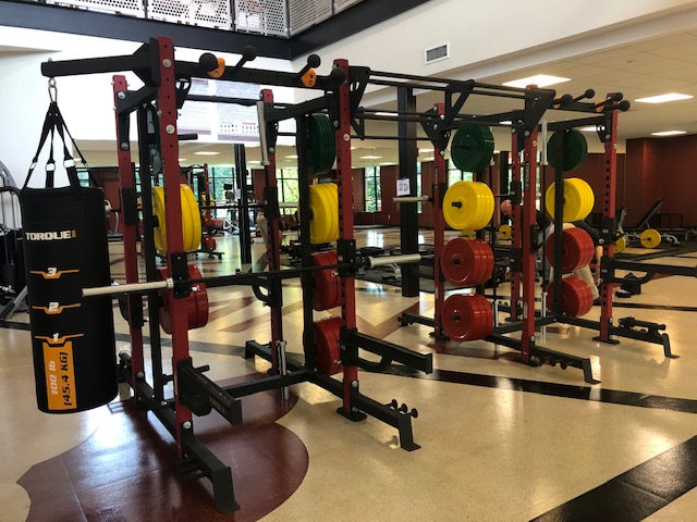 commercial power racks