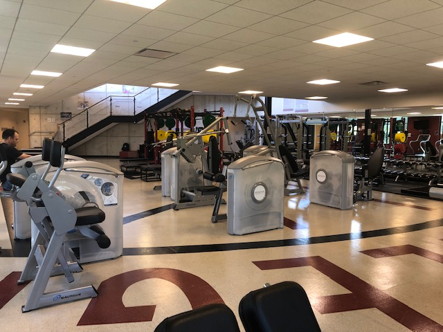 Student recreation center